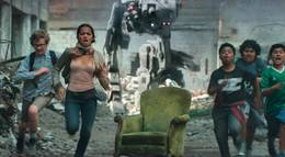 """Кадр из фильма """"Трансформеры: Последний рыцарь"""" - 1"""