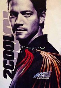 Постер Двойной форсаж