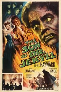Постер Сын доктора Джекилла