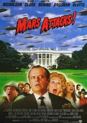 Марс атакует!