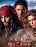 """Постер из фильма """"Пираты Карибского моря: Сундук мертвеца"""" - 1"""