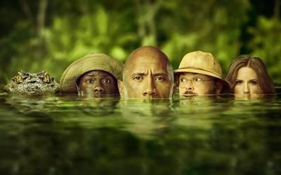 Стоит ли смотреть: «Джуманджи: Зов джунглей»