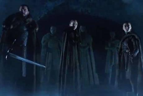 Новый тизер «Игры престолов» обнародовал дату релиза 8 сезона