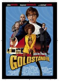 Постер Остин Пауэрс: Голдмембер