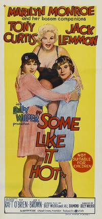 Постер В джазе только девушки