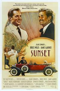 Постер Закат
