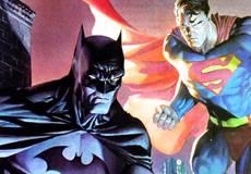 Бэтмен будет давить Супермена опытом