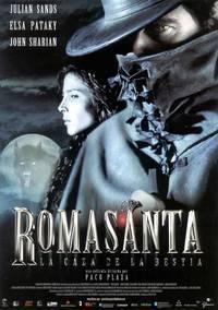 Постер Ромасанта: Охота на оборотня
