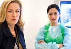 «Крах» с Джиллиан Андерсон продлили на второй сезон