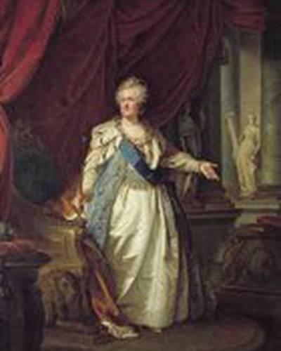 Екатерина II фото