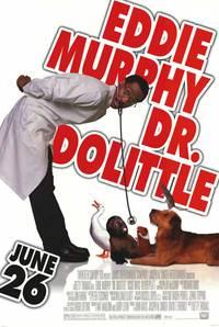 Постер Доктор Дулиттл