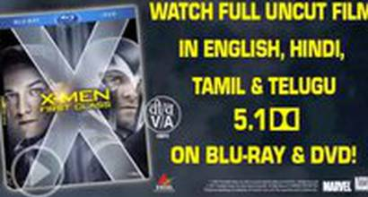 Blu-ray/DVD-ролик №2