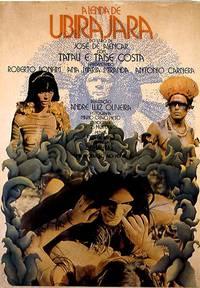 Постер Легенда об Убиражара