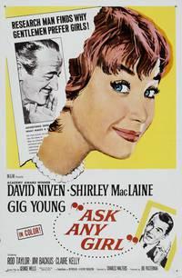 Постер Спросите любую девушку