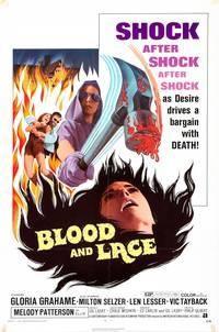 Постер Кровь и кружева