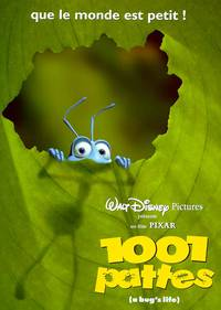 Постер Приключения Флика