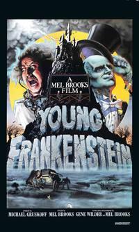 Постер Молодой Франкенштейн