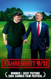 Постер Фаренгейт 9/11