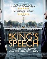 """Постер из фильма """"Король говорит!"""" - 6"""