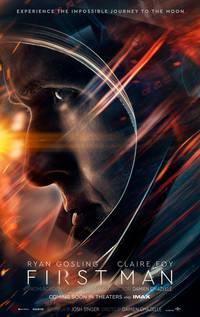 Постер Первый человек