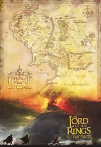 Постер Властелин колец: Две крепости