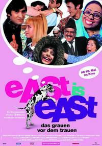 Постер Восток есть восток