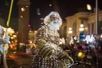 Кадр Рождественская ночь в Барселоне