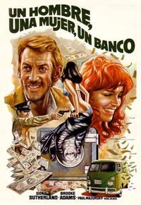 Постер Мужчина, женщина и банк