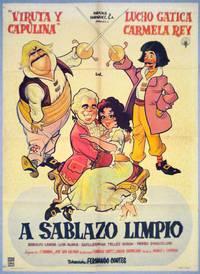 Постер A sablazo limpio