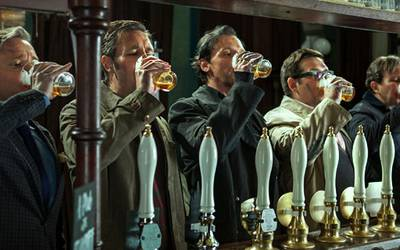 Святой Патрик одобряет: лучшие фильмы о пьянках