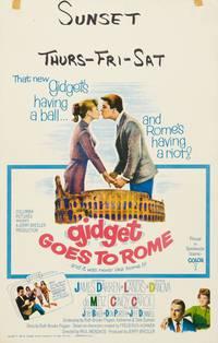 Постер Легкомысленные отправляются в Рим