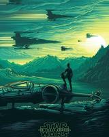 """Постер из фильма """"Звездные войны: Пробуждение силы"""" - 6"""