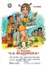 Постер La llamaban La Madrina