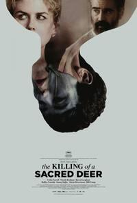 Постер Убийство священного оленя
