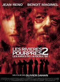 Постер Багровые реки 2: Ангелы апокалипсиса