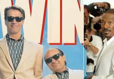 Теперь официально: Эдди Мерфи станет братом Шварценеггера и ДеВито