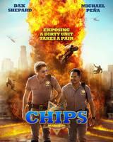 """Постер из фильма """"Калифорнийский дорожный патруль"""" - 3"""