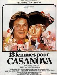 Постер Казанова и Компания
