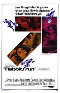 Постер Кролик, беги