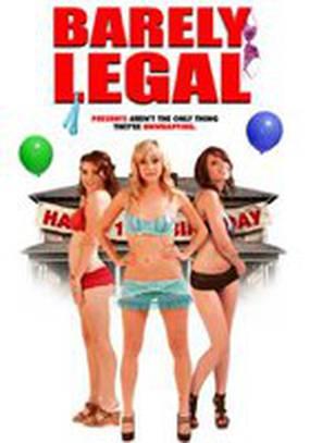 Barely Legal (видео)