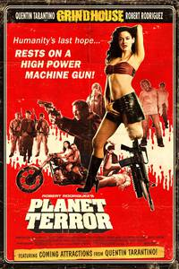 Постер Планета страха