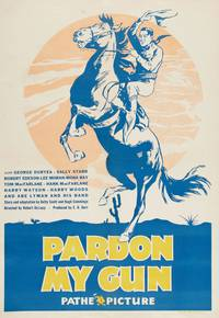Постер Pardon My Gun