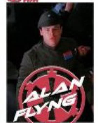 Алан Флинг фото