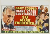 Постер Дом №10 по Северной улице Фредерик