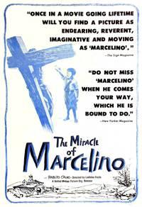 Постер Марселино, хлеб и вино