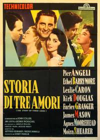 Постер Три истории любви