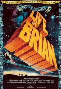 Постер Жизнь Брайана по Монти Пайтон