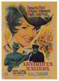Постер La viudita naviera