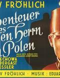 """Постер из фильма """"Abenteuer eines jungen Herrn in Polen"""" - 1"""
