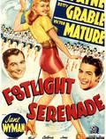 "Постер из фильма ""Footlight Serenade"" - 1"